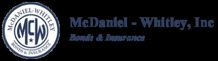 Memphis, TN – McDaniel-Whitley Logo